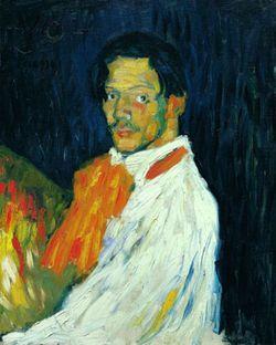 Picasso - Yo, Picasso, 1901