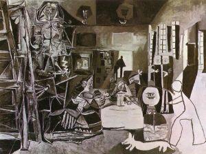 Picasso - Les Ménines d'après Vélasquez, 17 août 1957