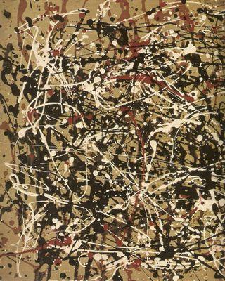 Pollock - Untitled, 1949