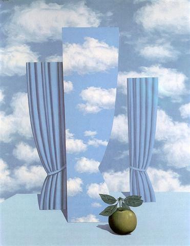 Magritte - Le beau monde, 1962