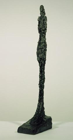 Giacometti - Femme IX
