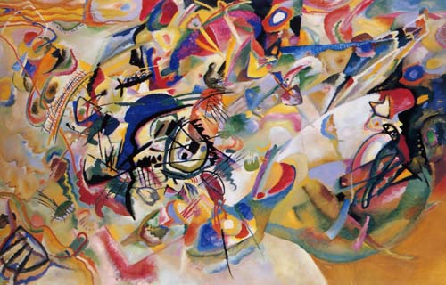 Kandinsky - Composition 7