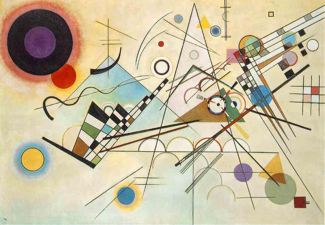 Kandinsky- Composition VIII