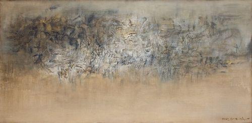 Zao wu ki abstraction 1959
