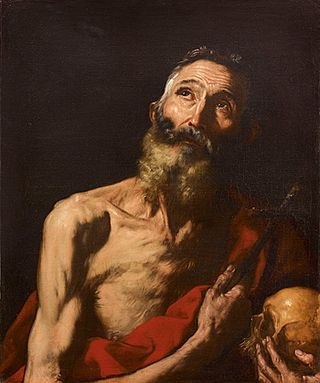 Ribera - Saint-Jérôme, vers 1670-75