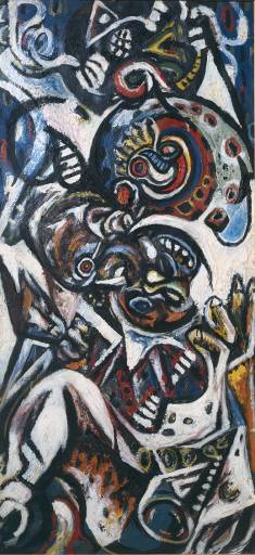 Pollock - Birth, 1938-1941