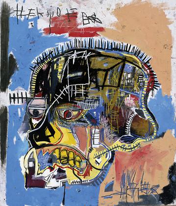 Basquiat - Sans titre, 1981