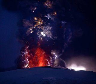 Volcan islandais 2