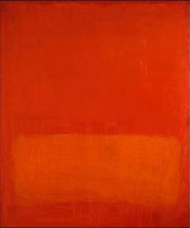 Rothko – Untitled (Sans titre), 1969