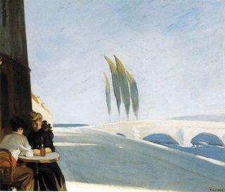 Hopper - Wine Shop (Le Bistro )