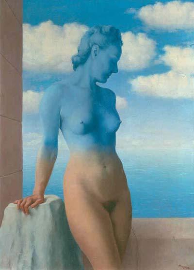 Magritte - La Magie noire, 1945