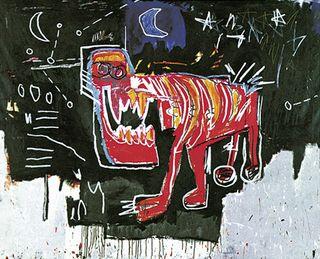 Basquiat - Sans titre, 1982