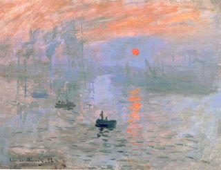 Monet - Impression soleil levant, 1872