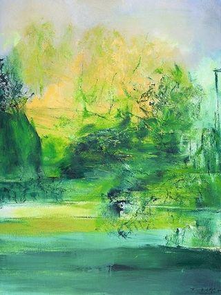 Zao Wou-Ki - Untitled, 2005