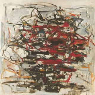 Mitchell - Painting, 1956-1957