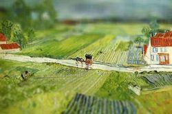 Van Gogh miniaturisé 1