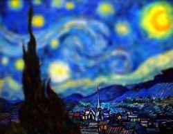 Van Gogh miniaturisé 3