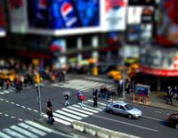 Tilt-shift example
