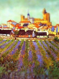Van Gogh miniaturisé 2