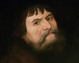 Cranach Lucas auto-portrait