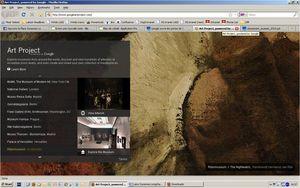 Impression écran Google Art Project